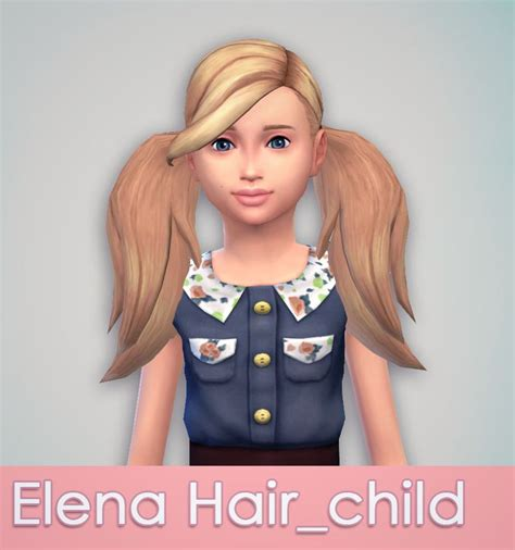 sims 4 kids hair cc 115 best images about sims4 cc for kids on pinterest