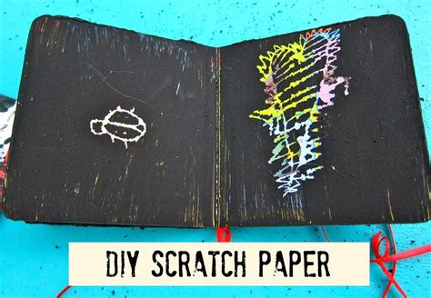 Make Your Own Scratch Paper - diy scratch paper from recycled books morena s corner