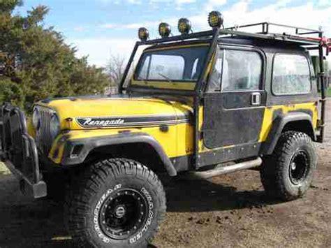 Used Jeeps 10000 Buy Used 1981 Jeep Cj7 Renegade In Ellinwood Kansas