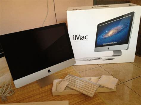 apple bandung jual imac second 21 inch hdd 1 terra mc812 warung mac