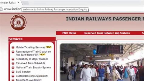 railway enquiry for seat availability image gallery indian railways reservation enquiry