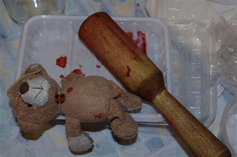 Psi Teddy Bears dead teddybear by psi hin on deviantart