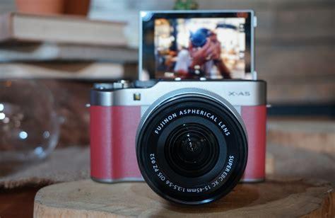 Gambar Serta Kamera Fujifilm fujifilm x a5 kamera serbabisa untuk generasi selfie dailysocial