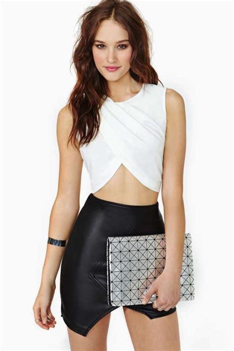 White Mercy V Neck Blouse zara black cropped v neck sleeveless top one size m fits