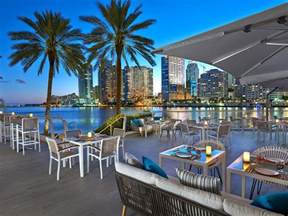 best outdoor restaurants in miami food network