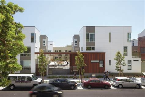 affordable housing design awards fillmore park residential architect david baker partners san francisco ca