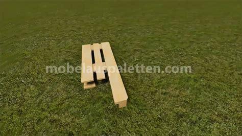 paletten stuhl anleitung wie einen stuhl mit paletten machen
