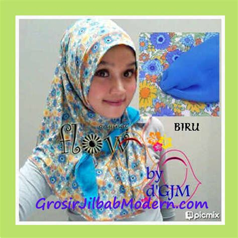 Matahari Syari sally matahari biru grosir jilbab modern jilbab cantik jilbab syari jilbab instan