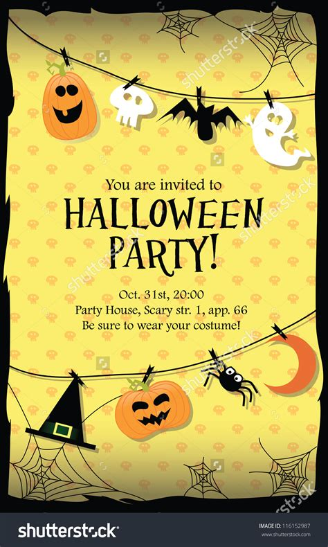design halloween party invitation card fascinating halloween party invitation cards 76 for your