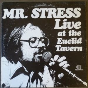 albun obat ni stress vol 2 remembering mr stress live at the euclid tavern as