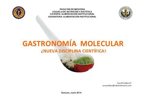 libro cocina molecular conceptos tecnicas gastronomia molecular