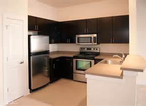 Stylish small apartment kitchen design that make your kitchen look