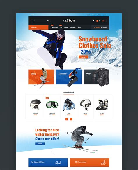 20 Best Shopify Themes With Beautiful Ecommerce Designs Shopify Templates Ecommerce
