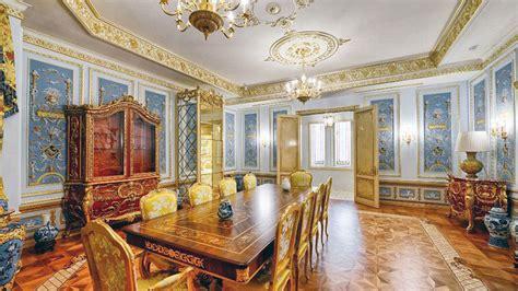 el dorado möbel esszimmer imagenes fastuosas y barrocas mansiones de la oligarqu 237 a