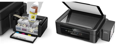 Tinta Printer Epson L385 Jual Epson Printer L385 Printer Bisnis Multifunction