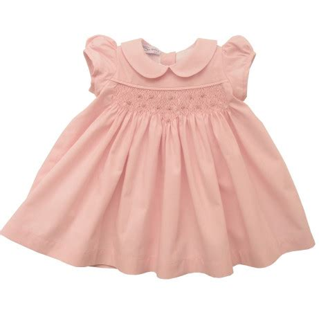 Handmade Smocked Dresses - suehillclothing classic childrenswear 0 10 years