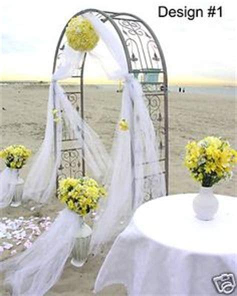 Wedding Arch Home Depot by Wedding Arch Ideas On Wedding Arches Arches