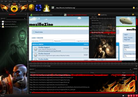 Firefox Themes Video Games | the game stuffs god of war iii firefox theme