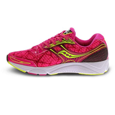 pink running shoes womens popular saucony breakthru womens running shoes pink on