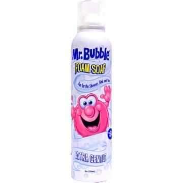 Bathtub Foam Soap by Mr Gentle Foam Soap Mr