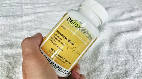 Detox White by Best Glutathione Reviews 25 And Counting Top