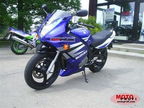 2004 Suzuki Gs500f Suzuki Gs 500 F 2004 Specs And Photos