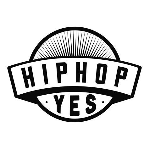 hip hop logo design logo hip hop yes culturah2 social media design