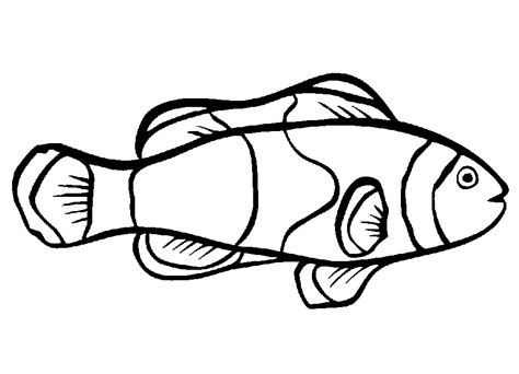 cartoon fish coloring pages depetta coloring pages 2018 fishes cartoon cliparts co
