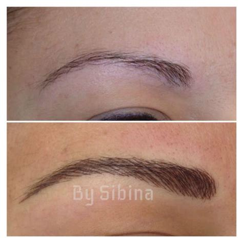 eyebrow feather tattoo uk eyebrow tattoo what every single one of them should look