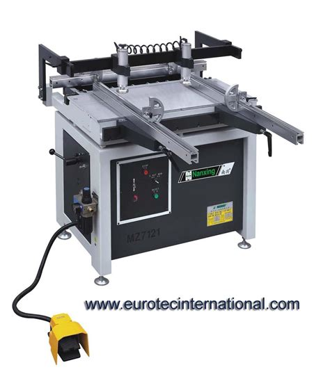 Mesin Bor Kayu jual mesin bor kayu panel nanxing mz7121 harga murah kota tangerang oleh pt eurotec international