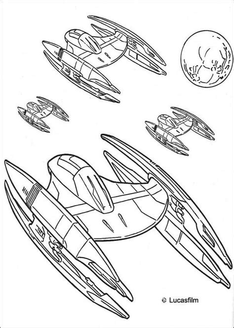 Star Wars Coloring Pages 43 26802 Disney Coloring Book