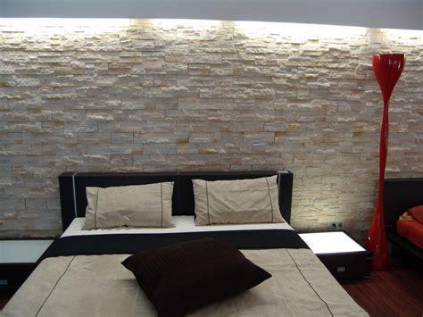 steinwand kleben wohnzimmer steinwand beleuchtung inspirations steinwand