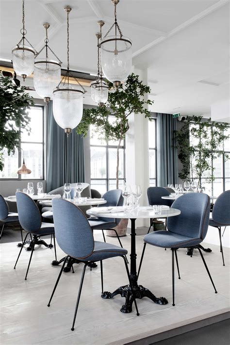 cafe interior design standards the standard copenhagen by gamfratesi yellowtrace