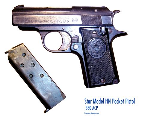 And Hn firearms h series pistols