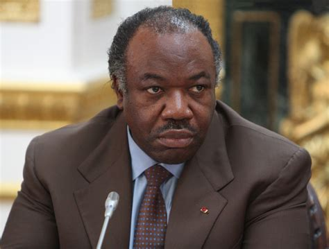 The President S Cabinet Includes by File Ali Bongo Ondimba President Of Gabon At The Climate