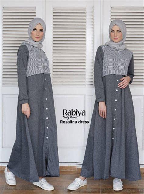 Gambar Baju Muslim Terbaru 2016 Contoh Foto Baju Muslim Modern Terbaru 2016 Gambar Baju