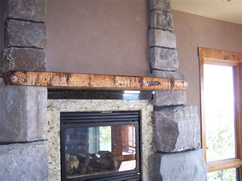 Reclaimed Fireplace Mantels by Reclaimed Wood Mantels For A Rustic Or Antique Fireplace
