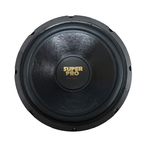 Speaker Woofer Acr Pro thompsons ltd pyramid pro 8 ohm 12 quot 500w car audio subwoofer driver sub bass speaker woofer