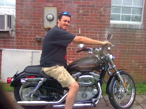 big biker big new biker sportster 883 page 4 harley davidson forums