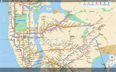 subway nyc map nyc dynamic subway map android apps on play