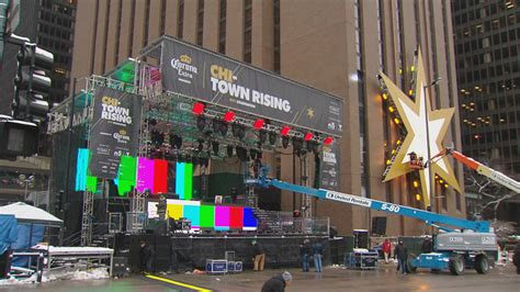 new year stage chi town rising on new year s brings a nyc to
