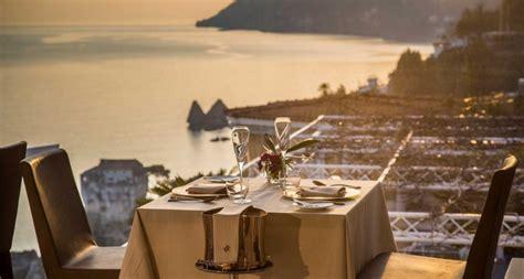 ristoranti candela cena romantica a salerno weekend a lume di candela