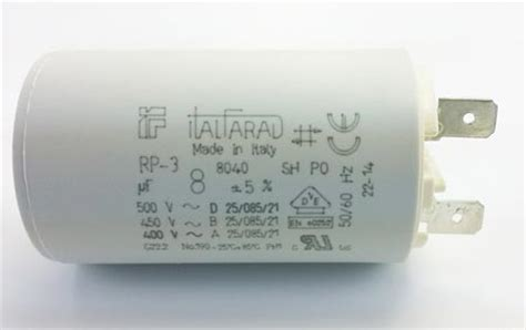 italfarad motor capacitors motor start run capacitors west florida components