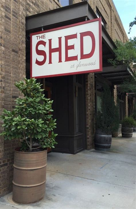 review the shed at glenwood atlanta ga atlanta food