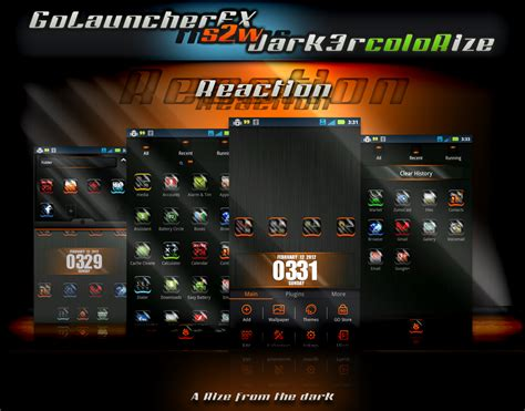 go launcher apk mobile9 s2w themes go launcher ex themes