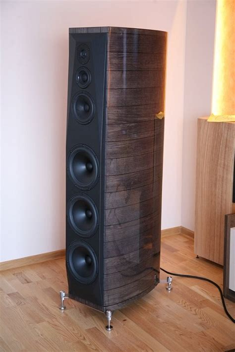 cool looking speakers speaker asylum