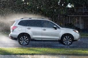 Subaru Forester 2017 2017 Subaru Forester Reviews And Rating Motor Trend