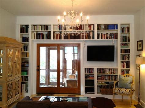 cool and unique bookshelves designs built in bookcases