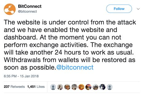 Bitconnect Twitter | bitconnect twitter 1024x664 cryptoproto