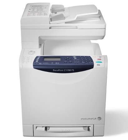 Printer Laser Xerox C1110 fuji xerox rolls out new docuprint and phaser laser